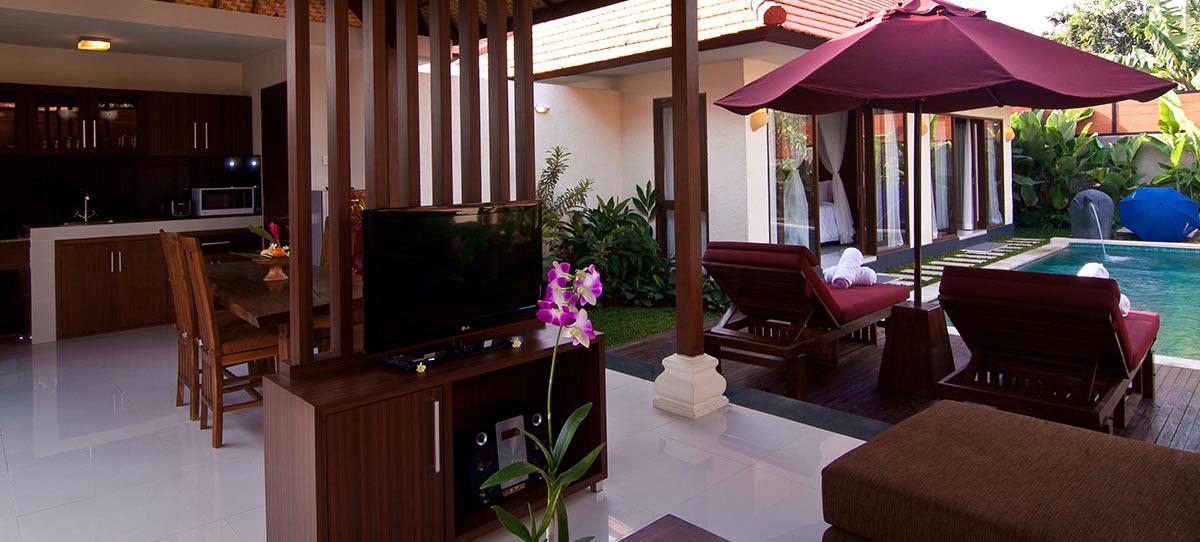 The Awan Villas Seminyak Bali